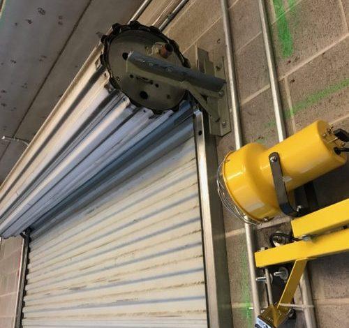 Commercial Garage Doors Houston
