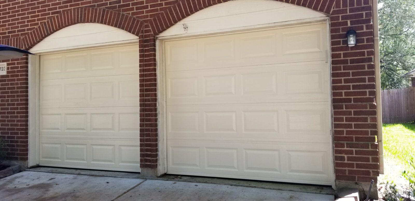 Garage door repair houston services installation for Houston garage door repair