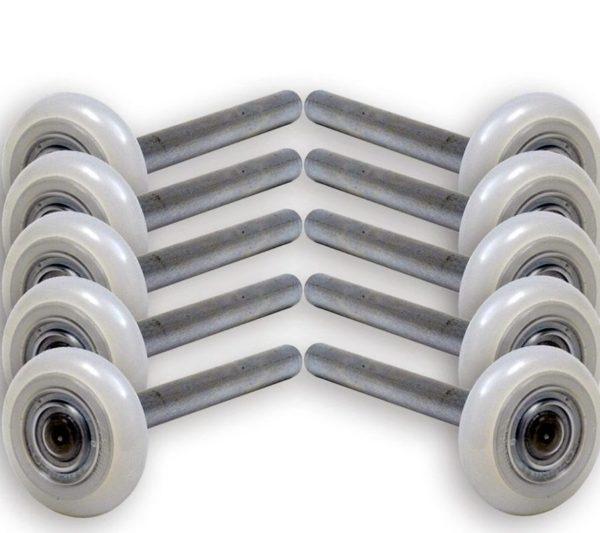 Nylon Rollers